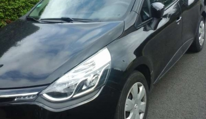 Renault Clio IV Estate dCi Expression