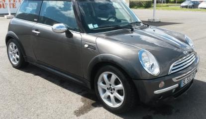 Mini Cooper Parklane