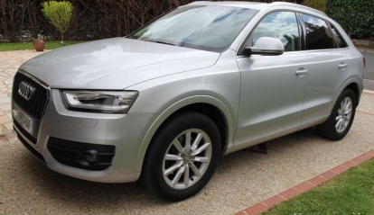 Audi Q3 2.0 TDI Ambition Luxe