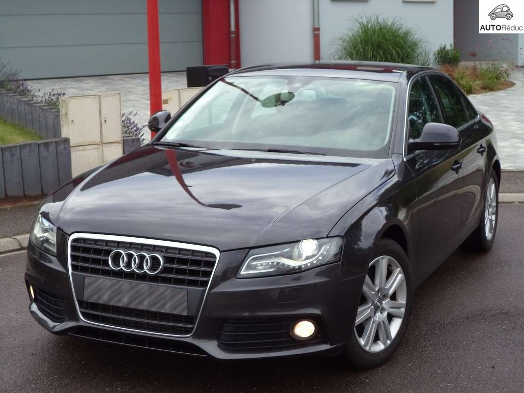achat audi a4 2 0 tdi ambition luxe d 39 occasion pas cher 12 800. Black Bedroom Furniture Sets. Home Design Ideas