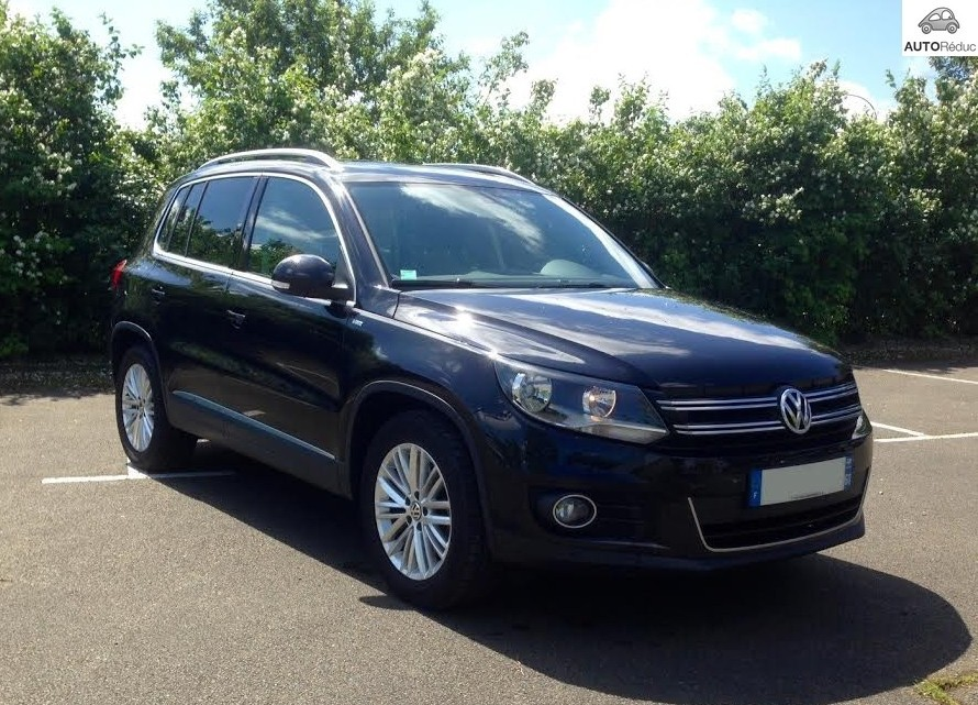 achat volkswagen tiguan cup d 39 occasion pas cher 23 000. Black Bedroom Furniture Sets. Home Design Ideas