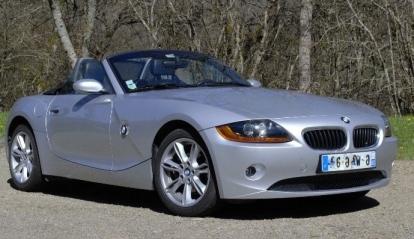 BMW Z4 2.5 L E85
