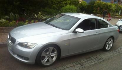 BMW Série 3 Coupé 325D 3.0 L