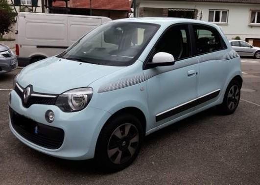 Renault Twingo III 1.0 SCE Limited