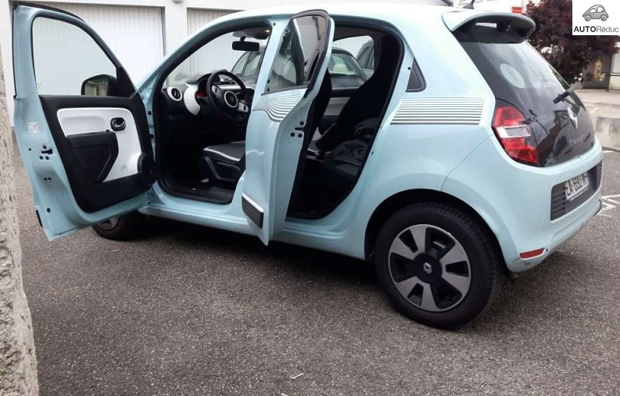 achat renault twingo iii 1 0 sce limited d 39 occasion pas. Black Bedroom Furniture Sets. Home Design Ideas