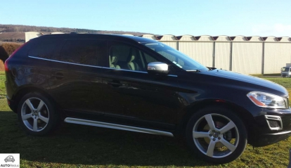 Volvo XC60 D5 205 AWD R-Design Geartronic