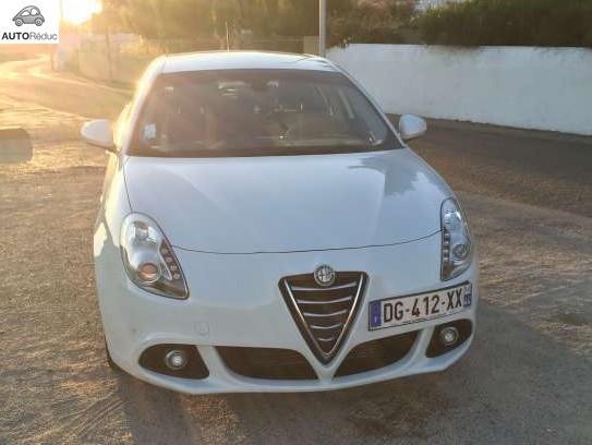 Alfa Romeo Giulietta 1.6 JTDm 105 ch Distinctive