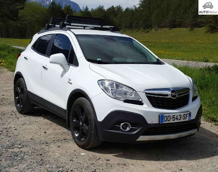 achat opel mokka 1 4 l turbo cosmo 4x4 d 39 occasion pas cher 16 990. Black Bedroom Furniture Sets. Home Design Ideas