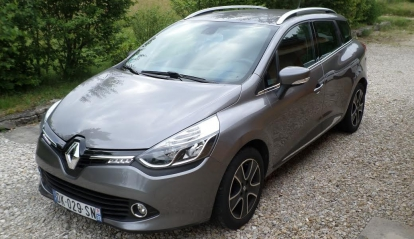 Renault Clio Estate 1.5 dCi