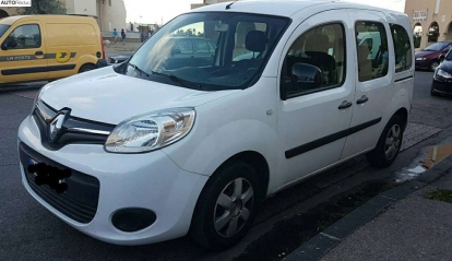 Renault Kangoo dCi