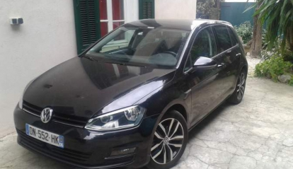 Golf VII 1.2 TSI Bluemotion Cup