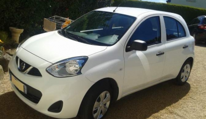 Nissan Micra 1.2L Visia Pack