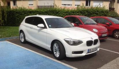 BMW série 1 114 D lounge