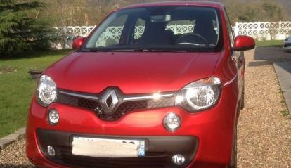 Renault Twingo III SCe Intens
