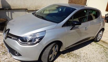 Renault Clio IV dCi Intens