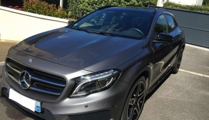 Mercedes Classe GLA 220 CDI Pack AMG Fascination