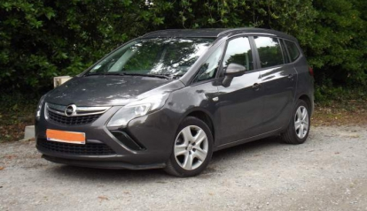 Opel Zafira 2.0 CDTI Tourer Edition