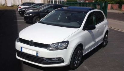 Volkswagen Polo 1.4 TDI BlueMotion Technology CUP