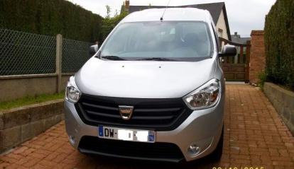 Dacia Dokker 1.5 dCi Lauréate
