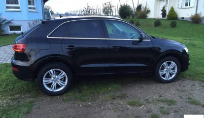 Audi Q3 2.0 tdi 140 Ambition Luxe