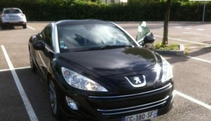 Peugeot RCZ HDI