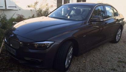 BMW Série 3 320d xDrive