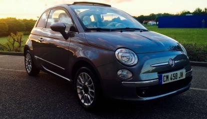 Fiat 500C 1.2 L Lounge