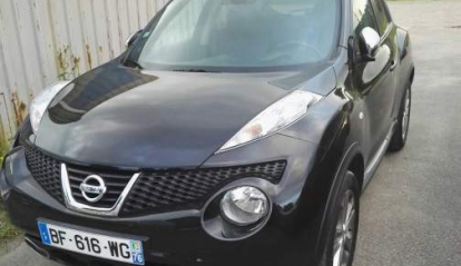 Nissan Juke 1,6 L Connect Edition