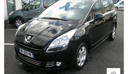 Peugeot 5008 hdi 1.6l business pack 5 places