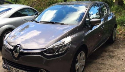 Renault Clio IV dCi Mod Energy Dynamique