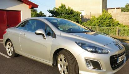 Peugeot 308 CC 2.0L HDI Féline