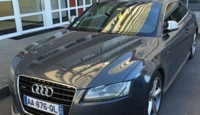 Audi A5 3.0 TDI Quatro S-line
