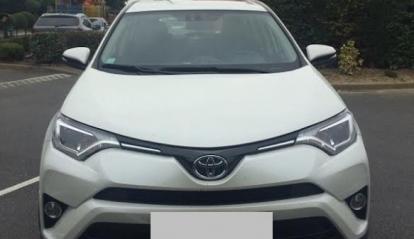 Toyota Rav4 Dynamic