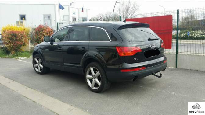 achat audi q7 v6 3 0 tdi d 39 occasion pas cher 15 300. Black Bedroom Furniture Sets. Home Design Ideas