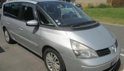 Renault Grand Espace IV Dynamique 2005