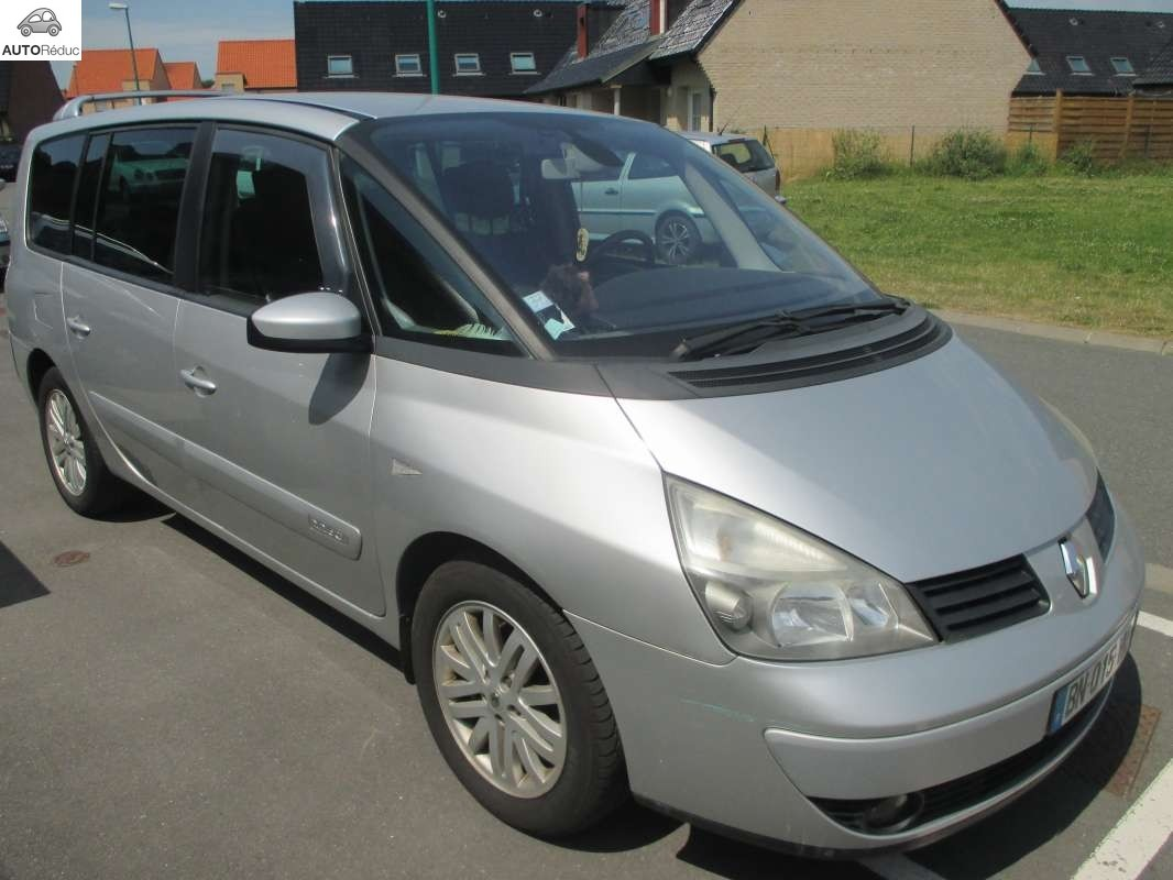 achat renault grand espace iv dynamique 2005 d 39 occasion pas cher 3 500. Black Bedroom Furniture Sets. Home Design Ideas
