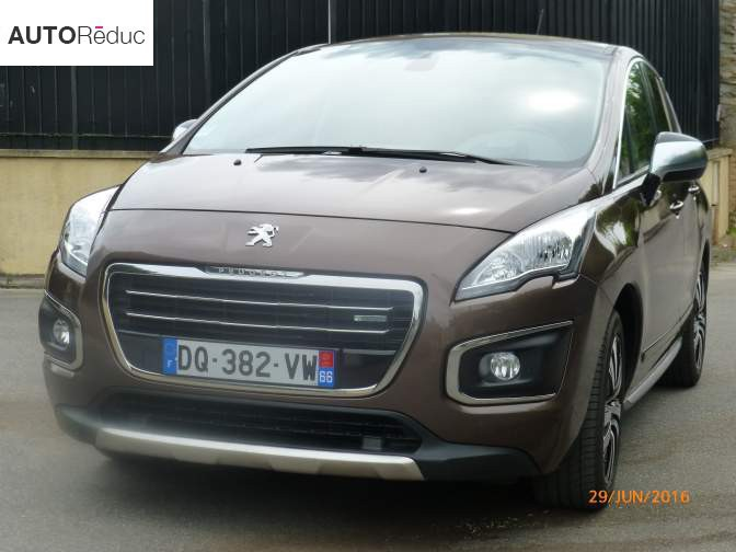 achat peugeot 3008 2 0 hdi hybrid4 d 39 occasion pas cher 19 800. Black Bedroom Furniture Sets. Home Design Ideas