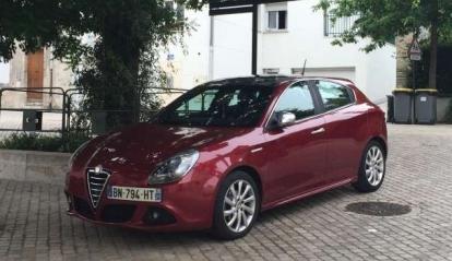 Alfa Romeo Giulietta 1.6 JTDM 2011