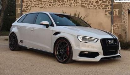 Audi A3 Sportback 2.0 TDI Quattro S-Line Série Limitée