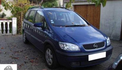 Opel Zafira 2.2 DTI Elégance