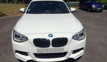 BMW Série 1 118D Sport Pack M 2013