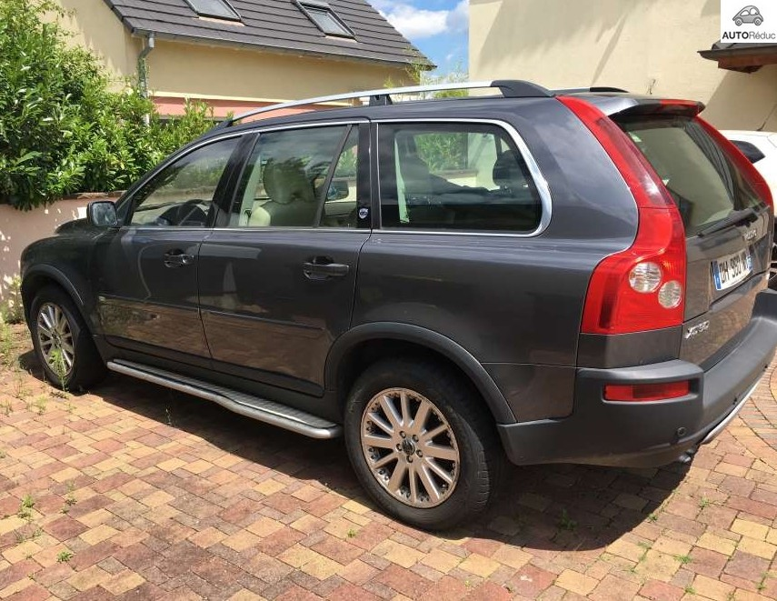 Achat volvo xc90 break 2005 d 39 occasion pas cher 9 500 for Garage renault gueudet chambly