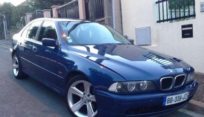 BMW Série 5 530d E39 2002