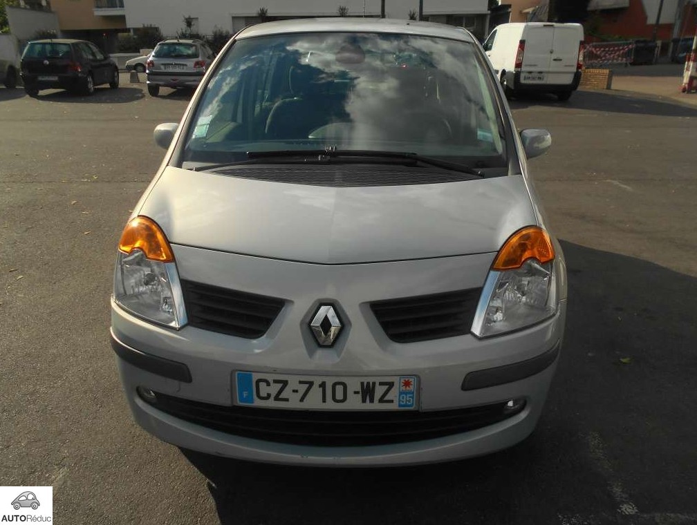 achat renault modus 1 4 l 16v expression 2005 d 39 occasion pas cher 3 250. Black Bedroom Furniture Sets. Home Design Ideas