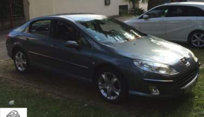 Peugeot 407 HDI 2 L Griffe