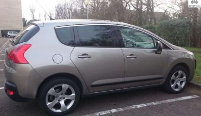 Peugeot 3008 1,6 HDI 2010