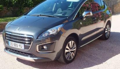 Peugeot 3008 BHDI 120 Spéciale