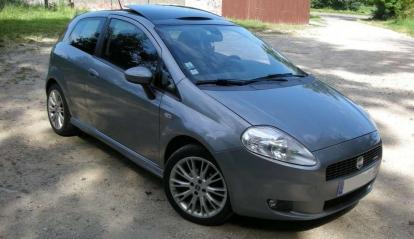 Fiat Grande Punto 1.4 SPOR 2007