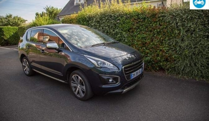 Peugeot 3008 1.6 e-HDi Féline