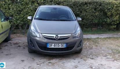 Opel Corsa Graphite CDTI